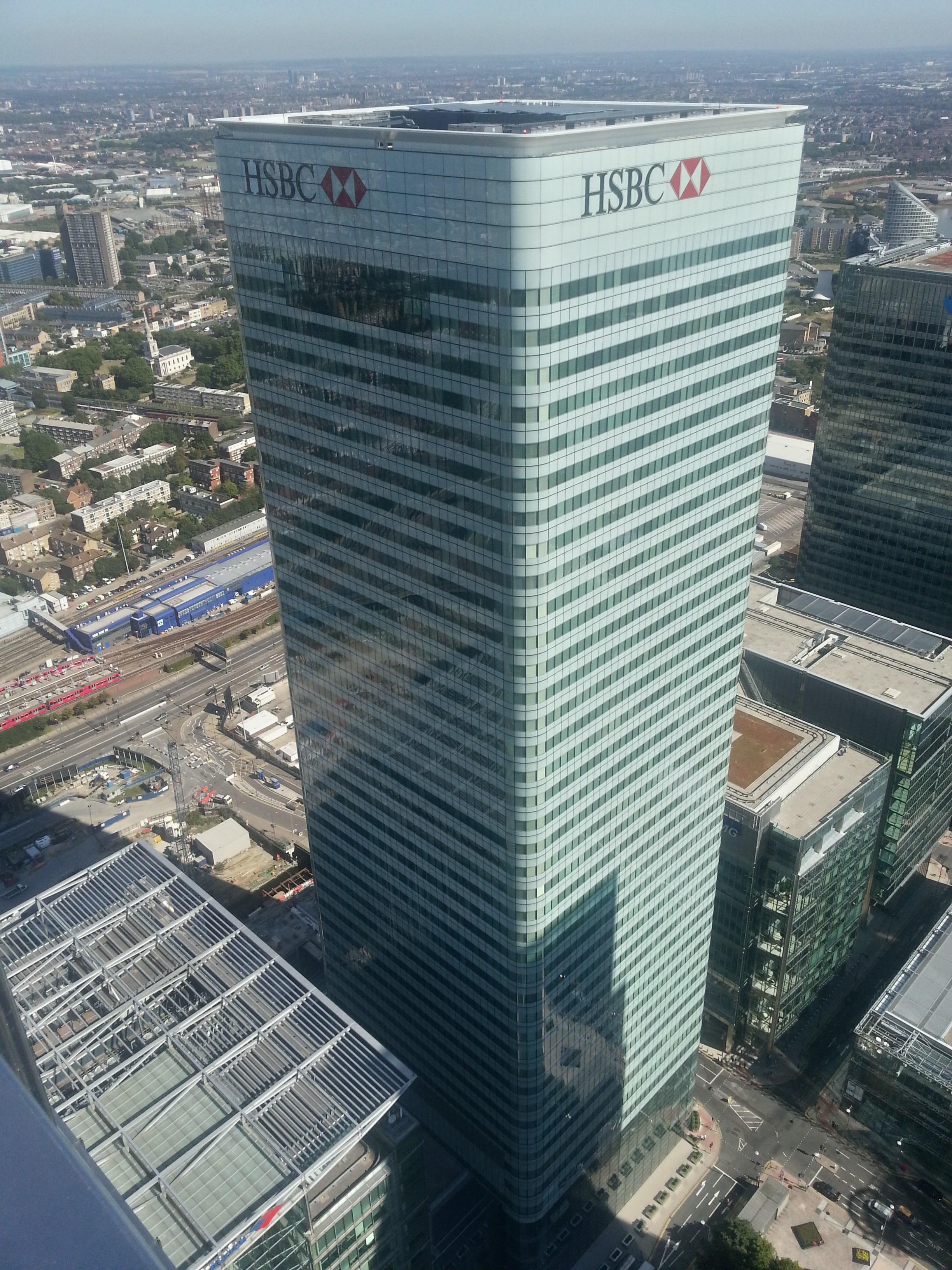 Fichier Hsbc Building London Jpg Wikip 233 Dia