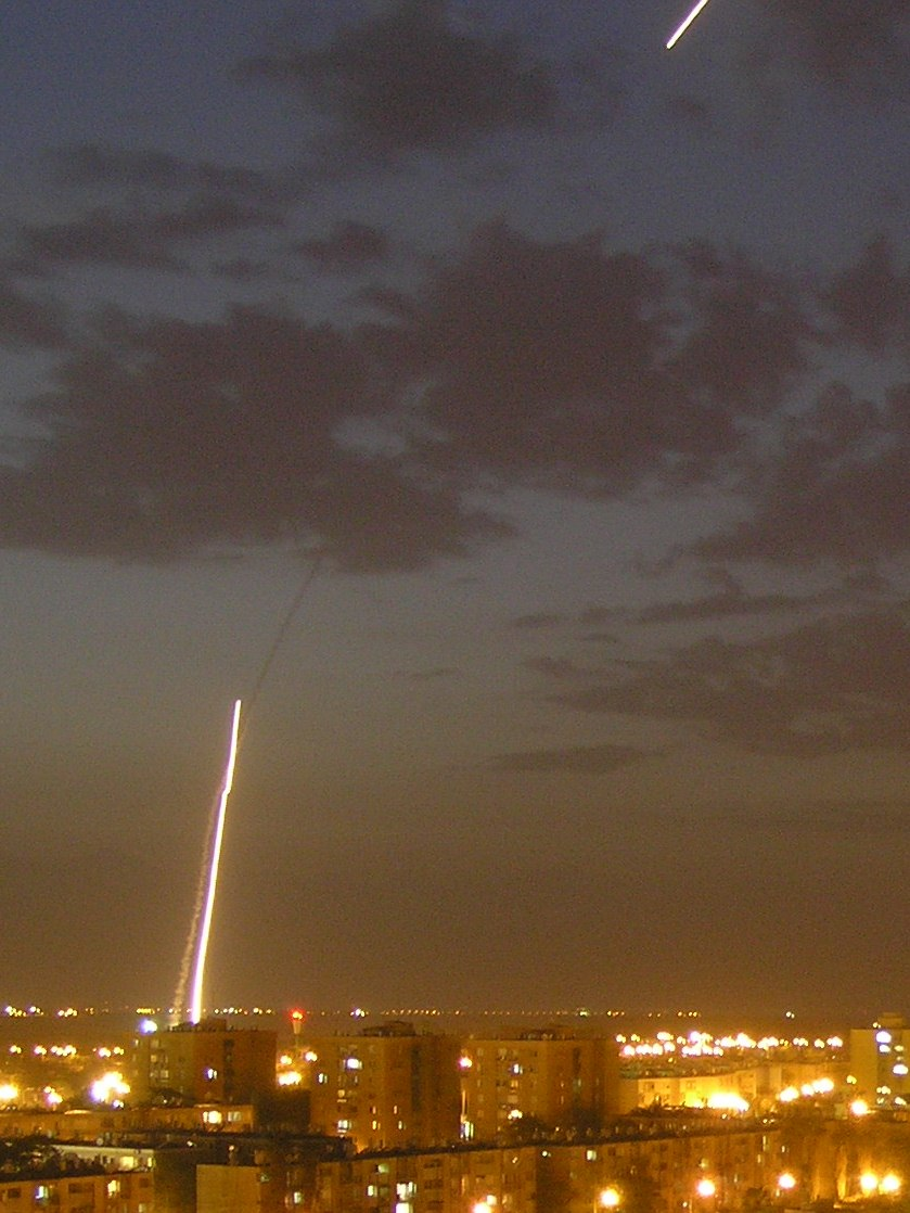 i palestinian conflict laura rosbrow photo of iron dome intercepting a rocket courtesy of creative commons
