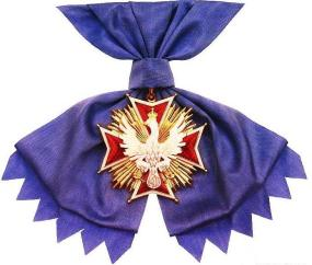 Order of White Eagle Poland