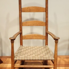 Types Of Rocking Chairs Steel Easy Chair Online File Shaker Watervliet New York C 1805