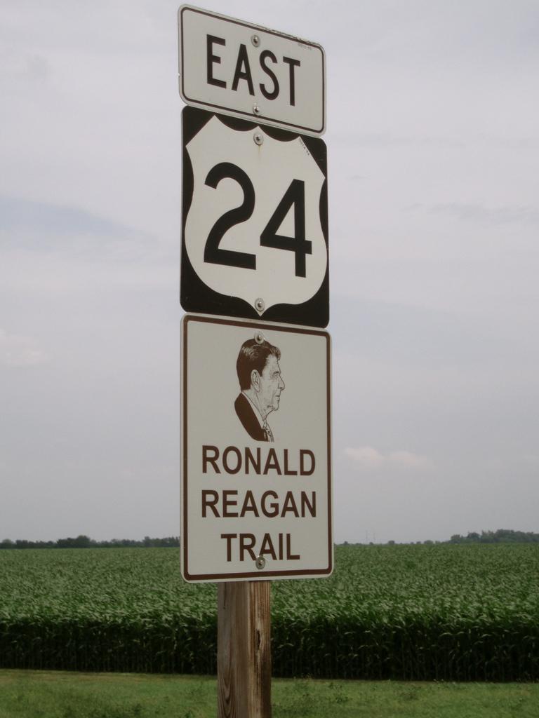 Ronald Reagan Trail