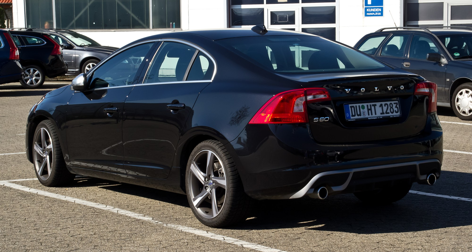 hight resolution of pre facelift volvo s60 d5 r design de