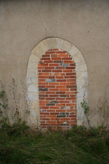 Brick Up Doorway  Bricked Up Door