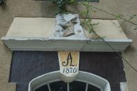 Datei:Front Door, Decoration, Grundmuehle (Radeberg ...