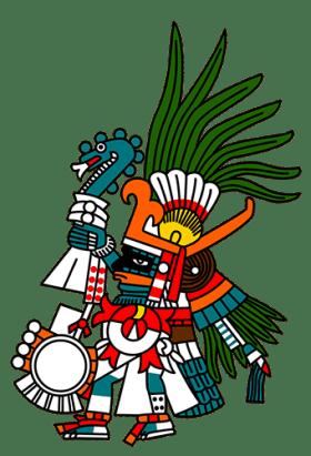 Huitzilopochtli's Arrow