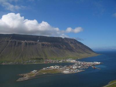 Ísafjörður - Wikipedia