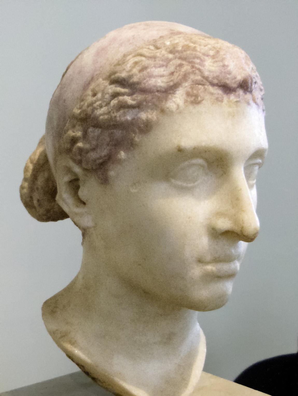 Kleopatra VII, Altes Museum, Berlin