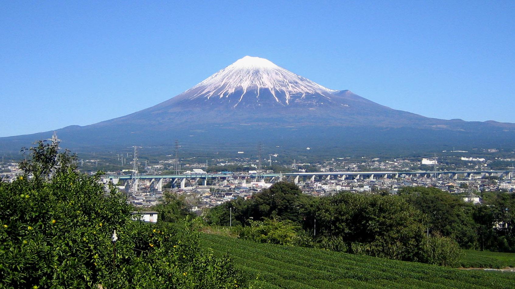 جبل فوجي ويكيبيديا