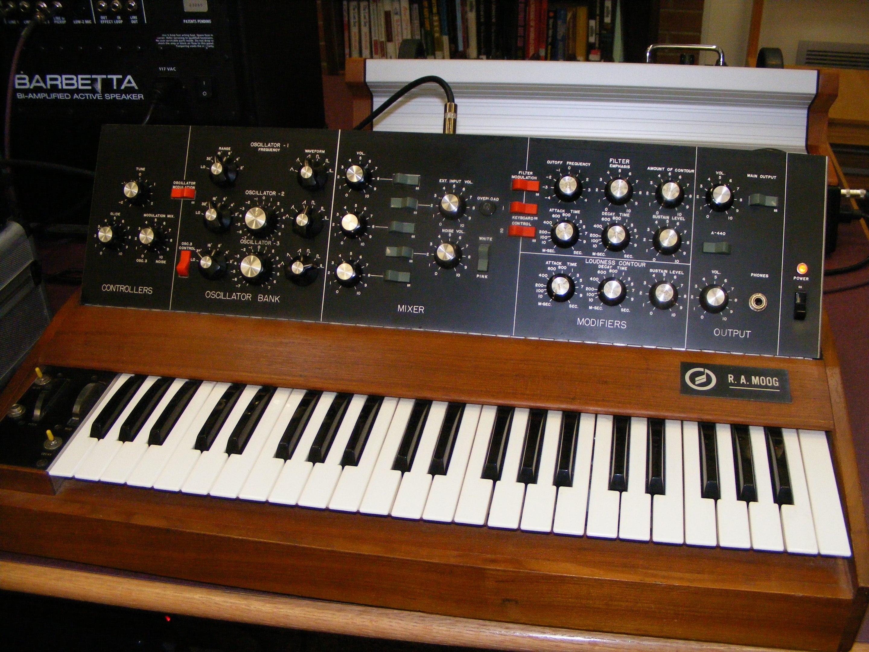synthesizer wikipedia