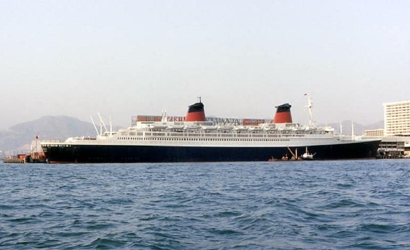 SS France (1960) - Wikipedia