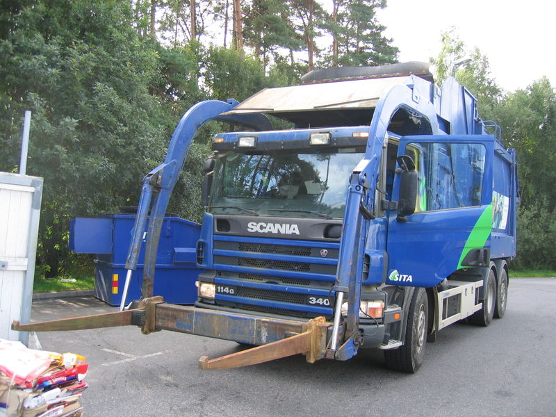 garbage truck wikipedia