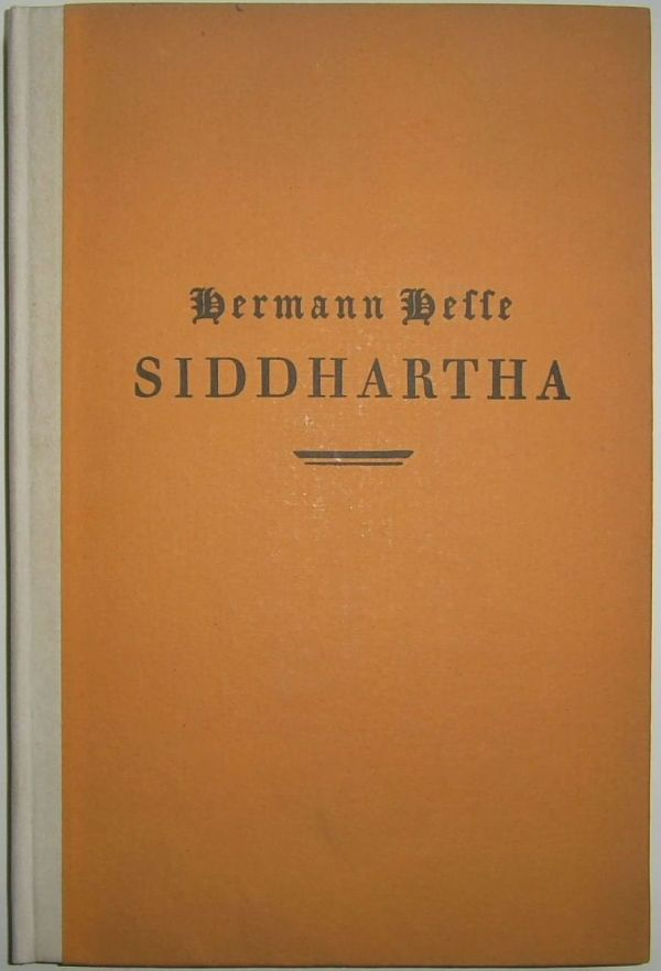 Siddhartha by Hermann Hesse - Full Text Free Book (Part 1/2)