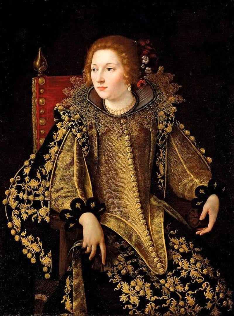 File:Artemisia Gentileschi, Dame assise de trois-quarts.jpg