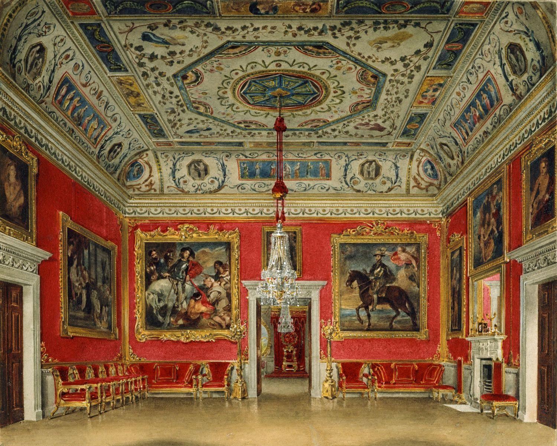 FileBuckingham House Crimson Drawing Room by James