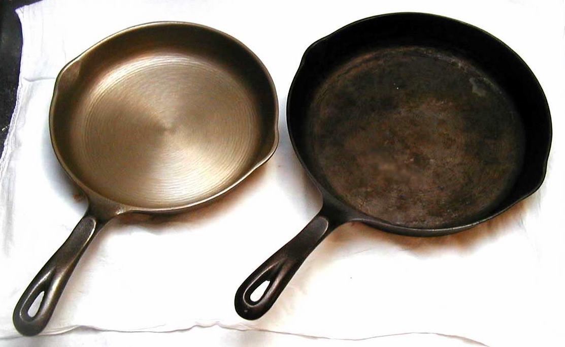 seasoning cookware wikipedia