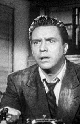 Edmond O'Brien from D.O.A. (1950 movie)