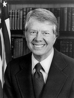 English: Jimmy Carter