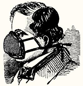 John Stenhouse Mask, Public Domain