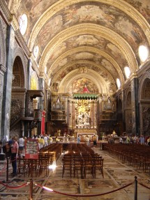 St. John Co-Cathedral Malta