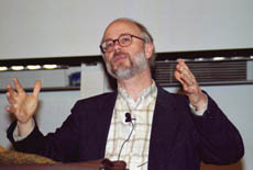 Michael Behe, professor of biochemistry at Leh...