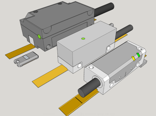 small resolution of linear encoder