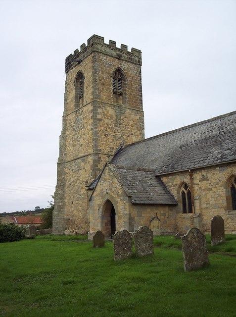 File:St John's Church, Allerston - Tower - geograph.org.uk
