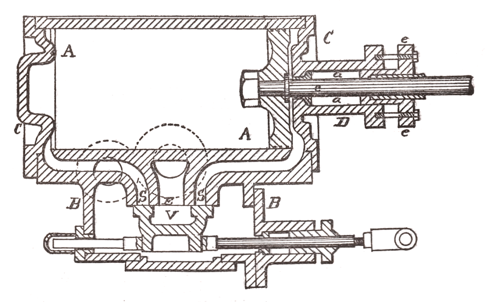 medium resolution of file steam engine diagram 1908 png