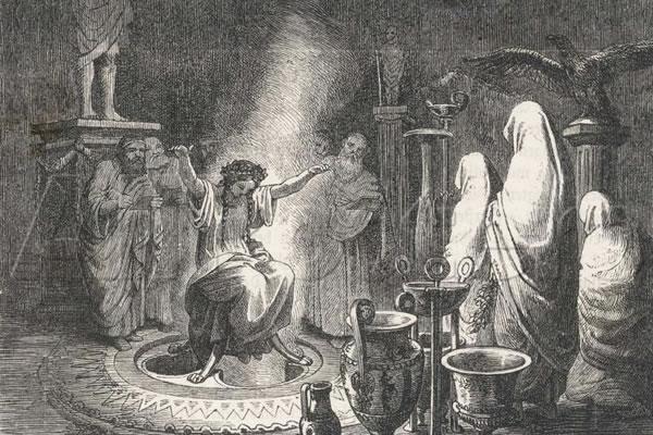 Filethe Oracle Of Delphi Entrancedjpg  Wikimedia Commons