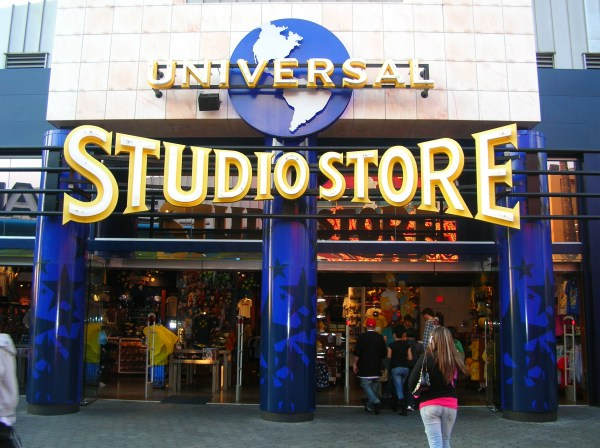 Universal Studios Hollywood Store