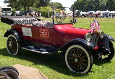 1925 Dodge Touring Car