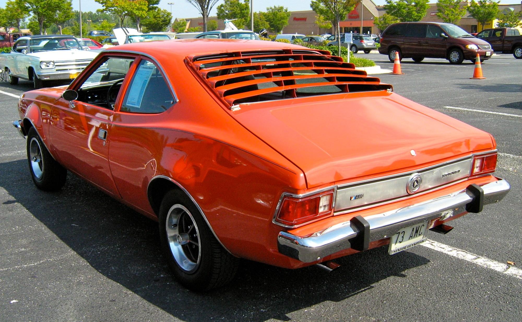 hight resolution of file 1973 hornet hatchback v8 red md rl jpg