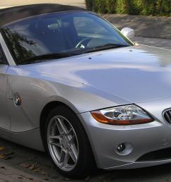2003 bmw z4 3 0i roadster [ 2047 x 1103 Pixel ]