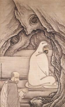 ?esky: Seššú Tójó: Bódhidharma a Chuej-kche (J...