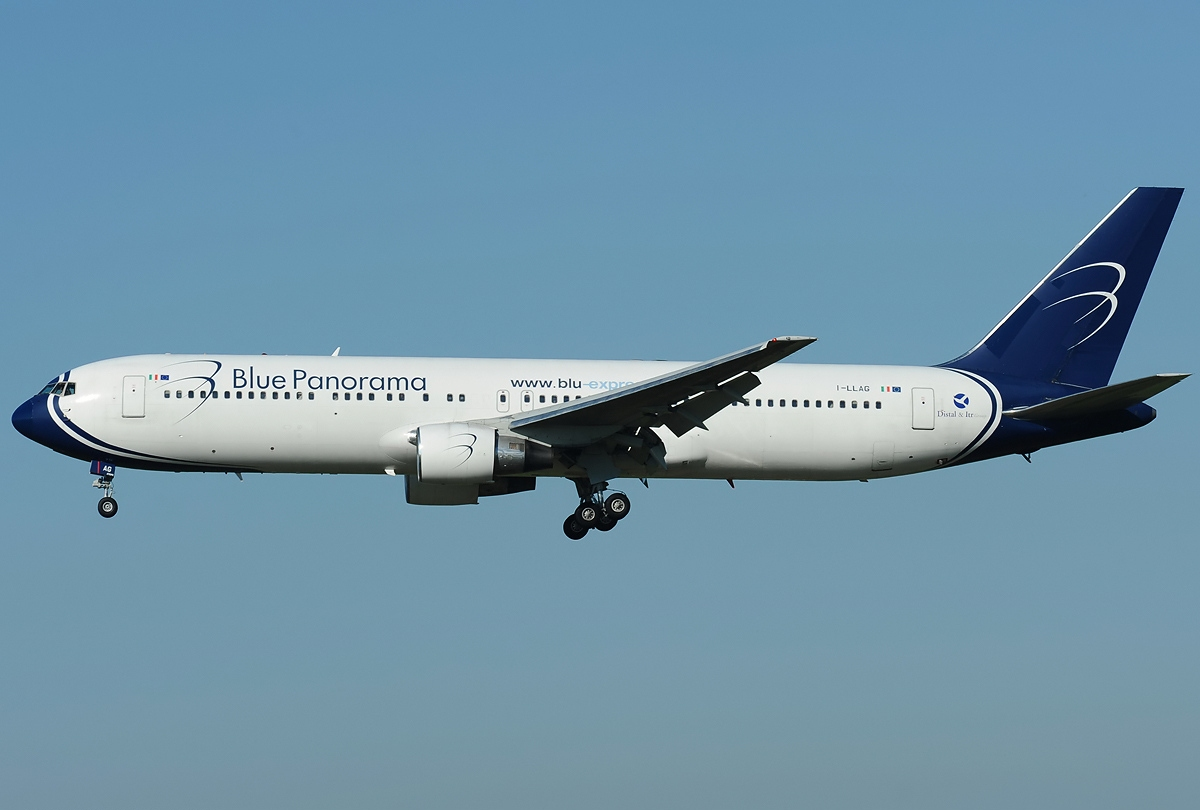 Blue Panorama Airlines  Wikipedia