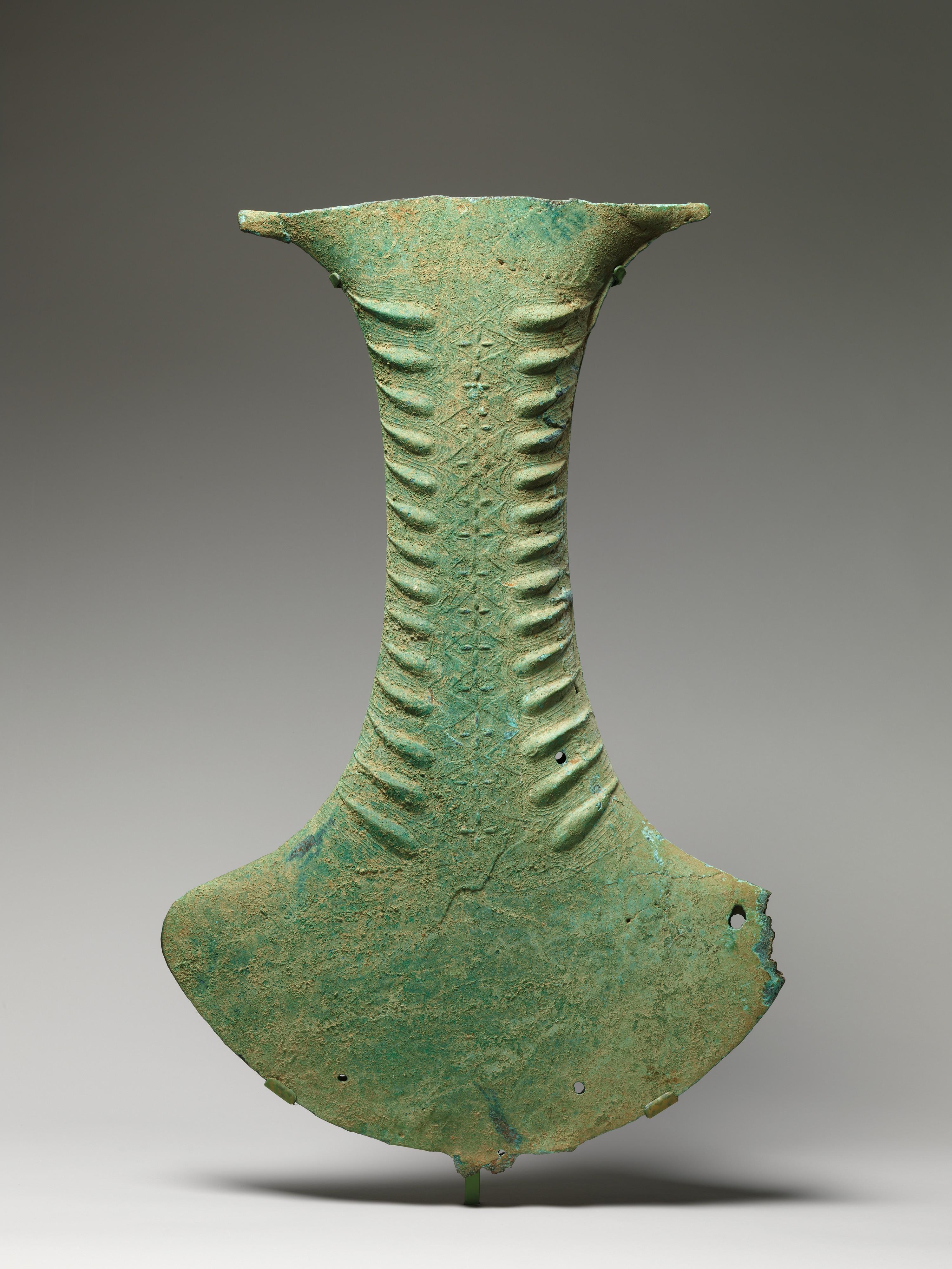 Kapak Corong : kapak, corong, Indonesian, Ceremonial, Bronze, Wikipedia