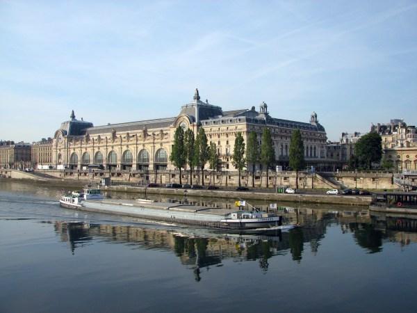 Musee d'Orsay Paris Paintings