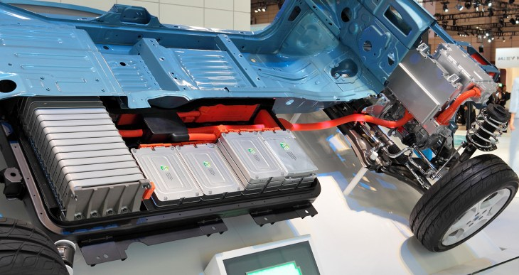 Image result for electric car battery
