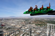 Bestand Thrill Ride Super Shot Top Of