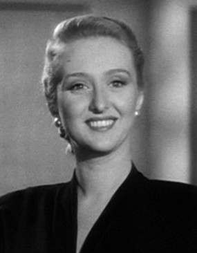 Cropped screenshot of Celeste Holm from the tr...