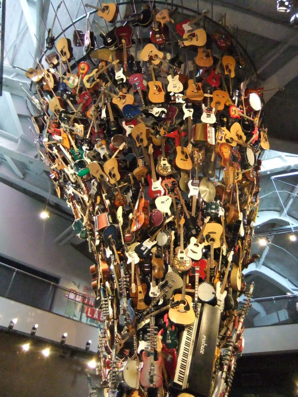 File Experience Music Project Science Fiction Museum