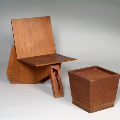 Frank Lloyd Wright Chairs Ladder Back Dining French Country File Chair And Stool Jpg Wikimedia Commons