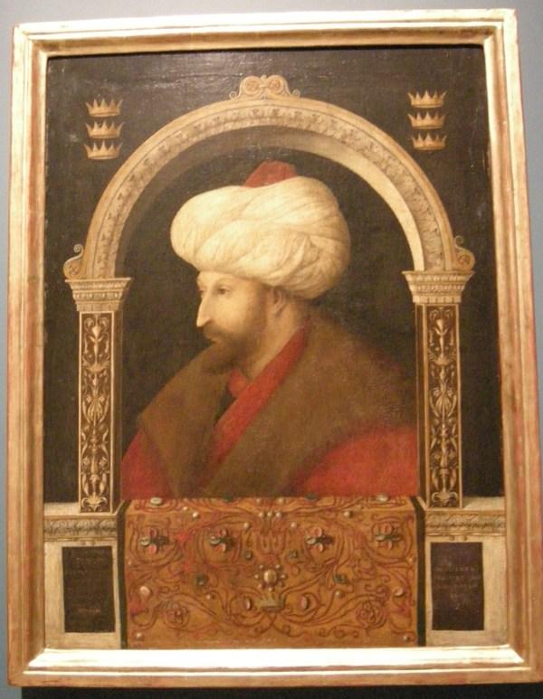 File Gentile Bellini Ritratto Di Mehmet