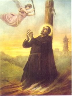 blaženi Hieronim De Angelis - duhovnik, redovnik in mučenec