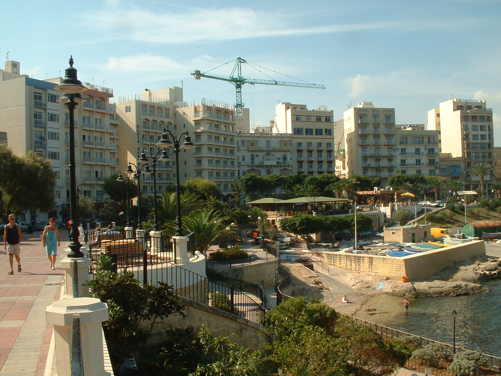Sliema Malta Pictures and videos and news  CitiesTipscom