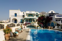 Princess Hotel Santorini Greece