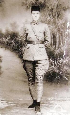 Republic of China Chinese muslim General Ma Zh...