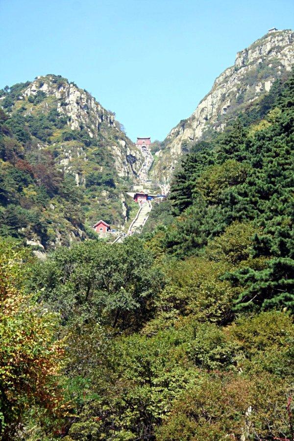 Amazing Of Mountain Wutai In Shanxi Province China Boomsbeat