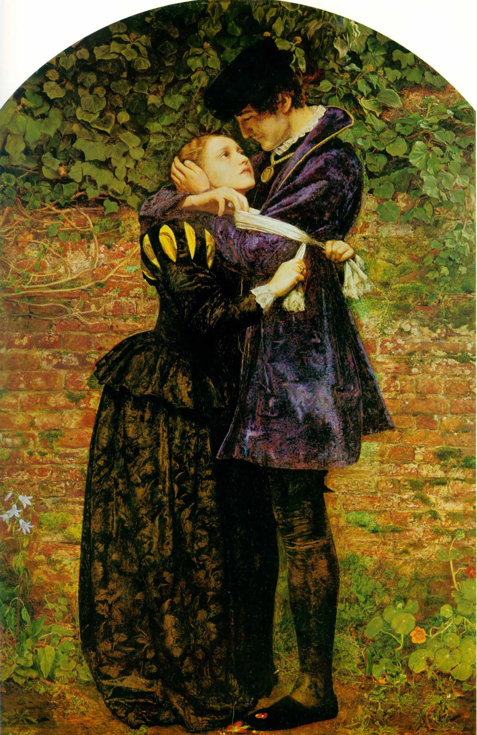 Risultato immagine per amor cortese dipinti