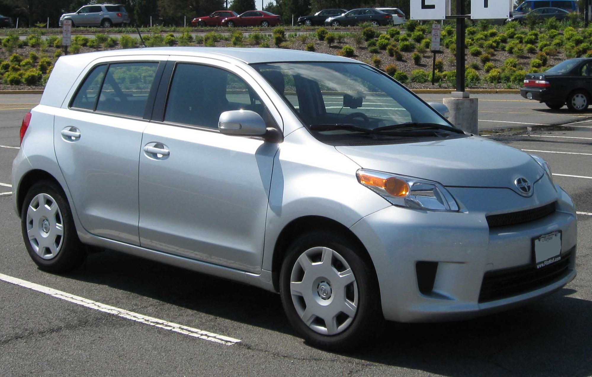 hight resolution of scion xd