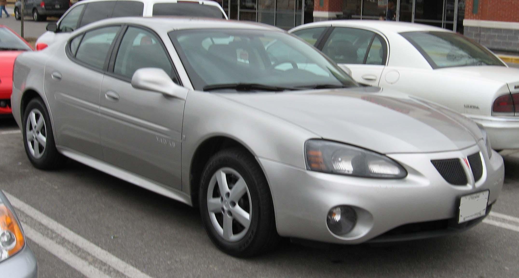 2004 Pontiac Grand Prix Antenna
